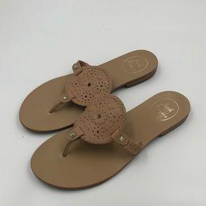 Jack Rogers Georgica' Sandals Size 8